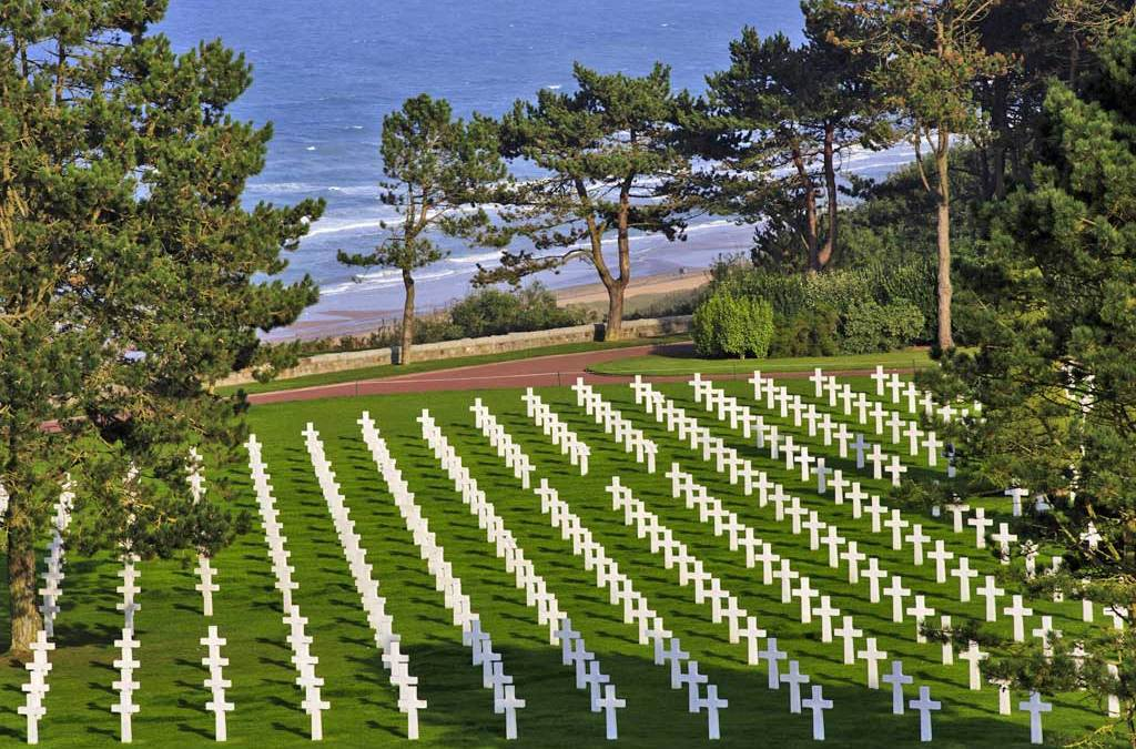 France-Normandy American Cemetery