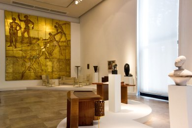 France-Paris Art Moderne Dunant