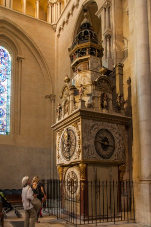 France-Lyon Astronomical Clock