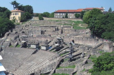 France - Lyon Roman Theater