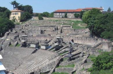 France - Lyon Roman Theater