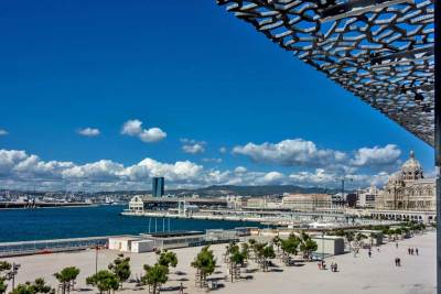 The MuCEM Promenade