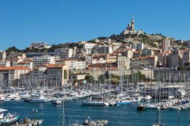 Marseille-Vieux Port.