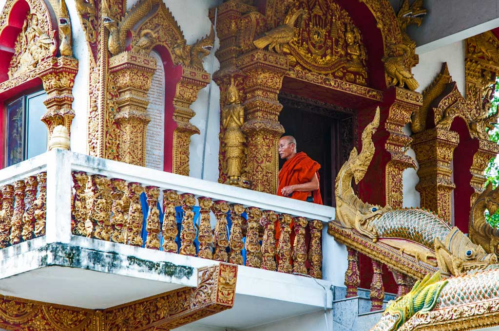 Thailand's Lanna Heritage Shines Through in Contemporary Chiang Mai