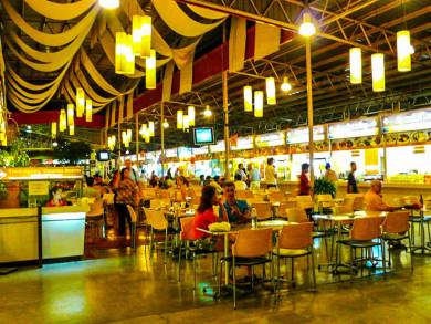 Chiang Mai-Kalare Food Hall.