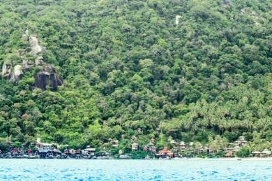 Pha-Ngan-easterm coastline.