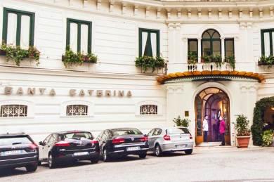 Amalfi-Hotel Santa Caterina.