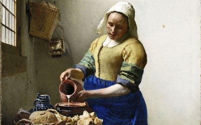 Paris – Vermeer at the Louvre