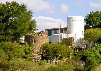 Namibia-Windhoek Schweringburg,