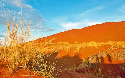 Journey to the Edge of Africa – The Great Dune Field and Sossusvlei