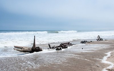 Journey to the Edge of Africa – Walvis Bay and the Skeleton Coast