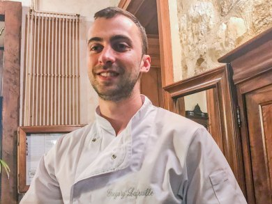 Perigord -Chef Gregory Lafeuille