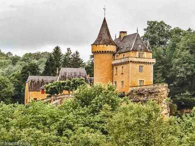 Dordogne-Castle.