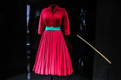 Paris-Dior daytime debut.