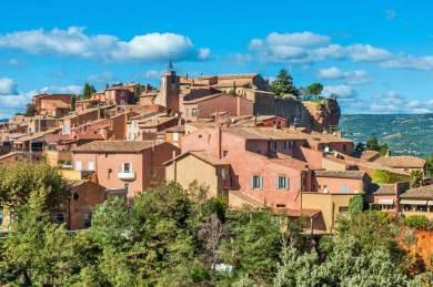 Luberon-Roussillon.