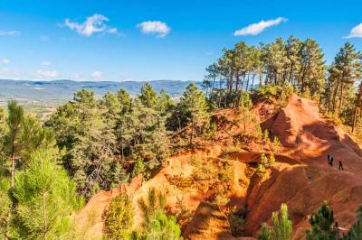 Roussillon. The Ochre Trail (1).