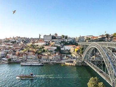 Porto-Ponte Dom Luis I.