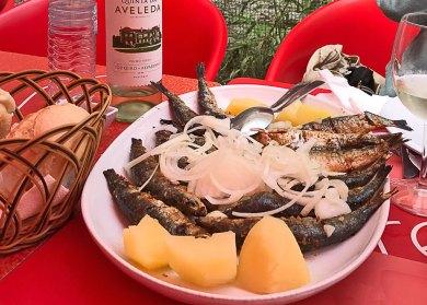 Douro-Matosinhos Sardines.