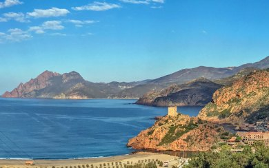 Corsica-Gulf of Porto.