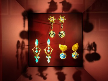 Jewlery collection - Earrings.