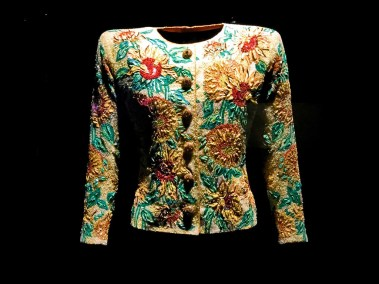 Paris YSL-Van Gogh jacket,
