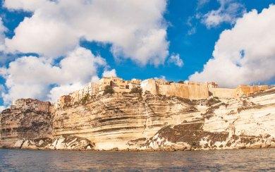 Corsica-Bonifacio.