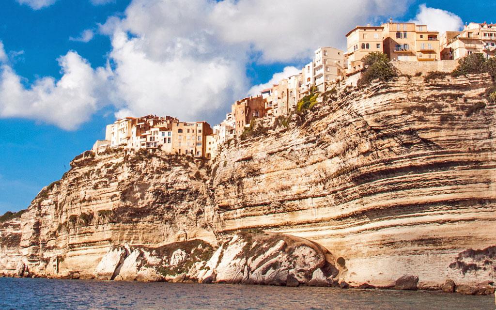 Corsica-Bonifacio;
