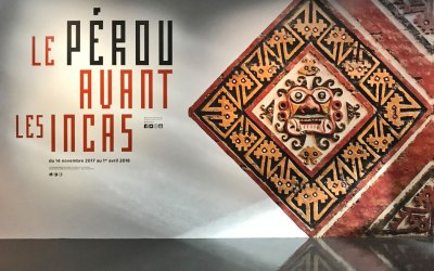Musee du Quai Branly, Paris – Peru before the Incas