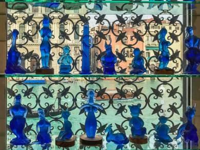 Venice-Costantini glass.