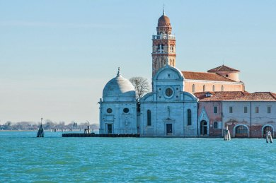 Venice -San Michele in Isola.
