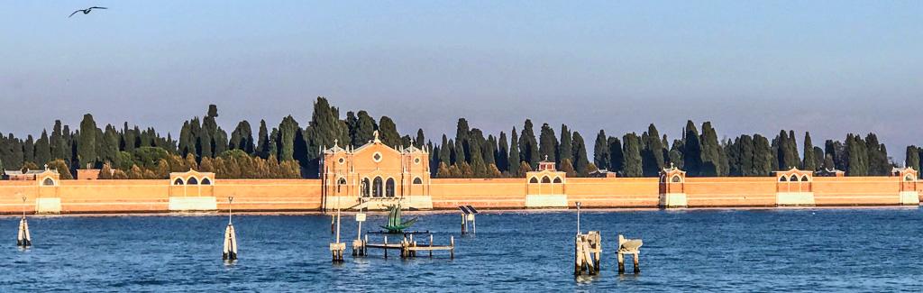 Lagoon-San Michele.