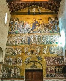 Lagoon-Torcello last judgement,