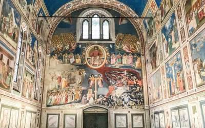 Giotto's Padua Masterpiece – The Scrovegni Chapel