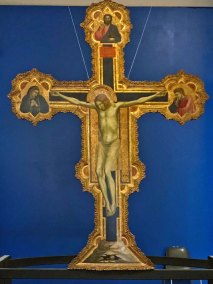 Originally intended for the altar of the Scrovegni Chapel, this Crucifix by Giotto is now one of the highlights of the Museum of Medieval and Modern Arts collection.