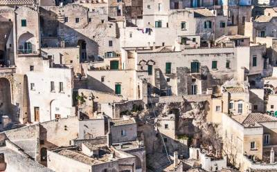 The Sassi of Matera (1).