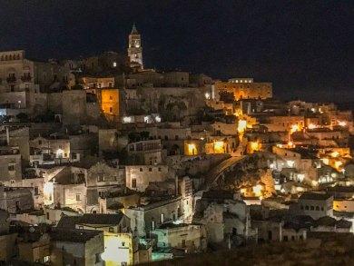 Matera-Barisano night.
