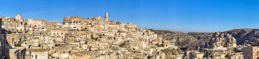 Matera-Panorama