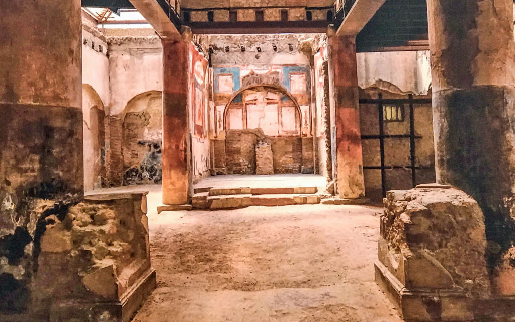 A Time Capsule Of Ancient Roman Life Herculaneum