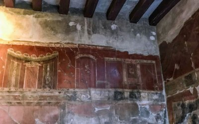 Herculaneum-Wall painting2.