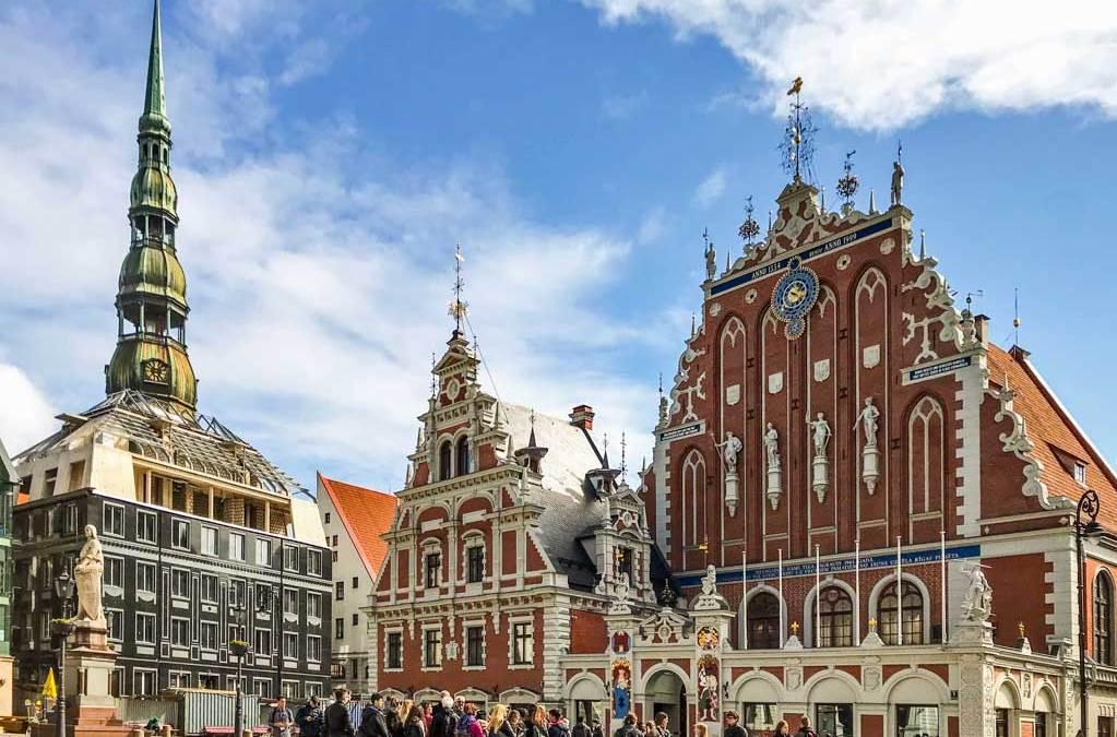 A Living Illustration of Baltic History – Riga, Latvia