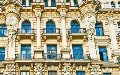 The Capital of Art Nouveau – Riga, Latvia