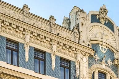 Riga-10b Elizabetes Street .