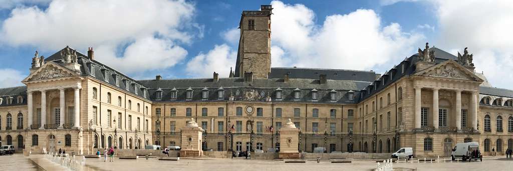 Dijon-Ducal Palace