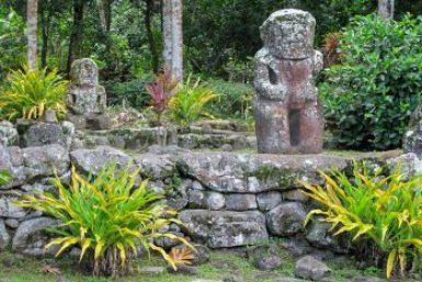 Marquesas-Taaoa Valley.