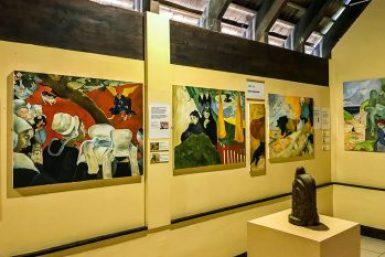 Marquesas-Gauguin Center.