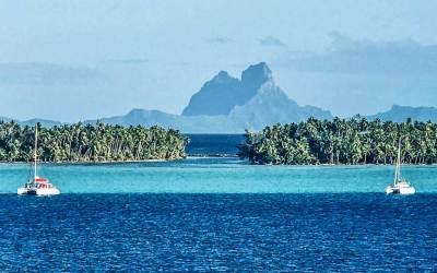 Tahiti Diary – The Glamour Islands, Bora Bora and Moorea
