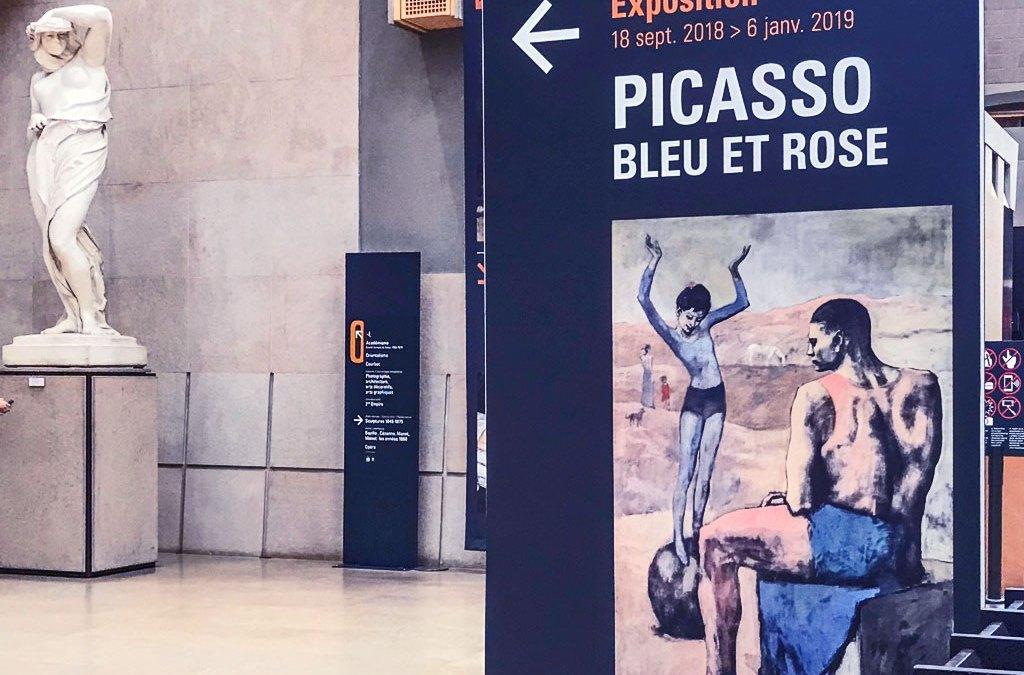Musée d'Orsay, Paris – Picasso Bleu et Rose