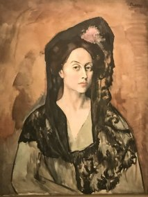 Picasso-Madame Casals.