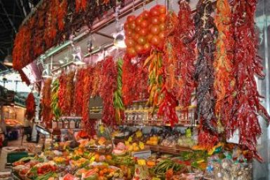 Barcelona-Boquaria fruit.