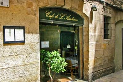 Cafe de l'Academia.